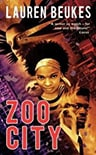 Cover of Zoo City, by Lauren Beukes
