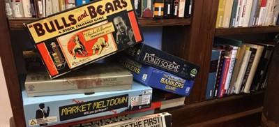 Games in the Library of Mistakes