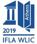 2019 IFLA WLIC logo