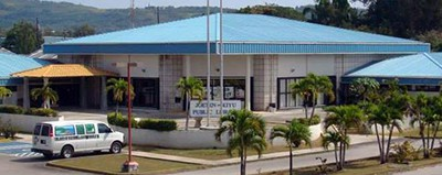 Joeten-Kiyu Public Library, Saipan