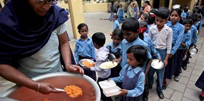 Kids who eat midday meal have better reading, math test scores