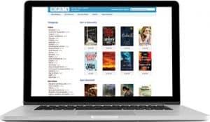 DPLA Exchange is a platform-fee-free ebook marketplace.