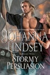 Cover of Stormy Persuasion, by Johanna Lindsey