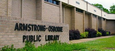 Talladega (Ala.) Osborne-Armstrong Library