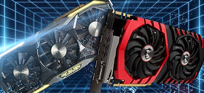 Graphics cards for VR