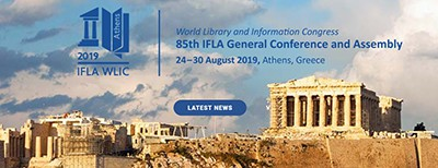 2019 IFLA in Athens | American Libraries Magazine