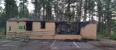 After burning down with no salvageable contents in June 2017, the McNary Community Library is now on the brink of reopening a 1,500-square-foot branch