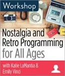 Nostalgia and retro programming