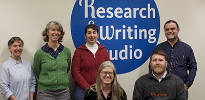 Oregon State University's Undergrad Research and Writing Studio