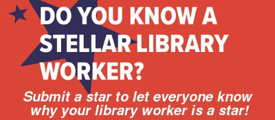 Do you know a stellar library worker?