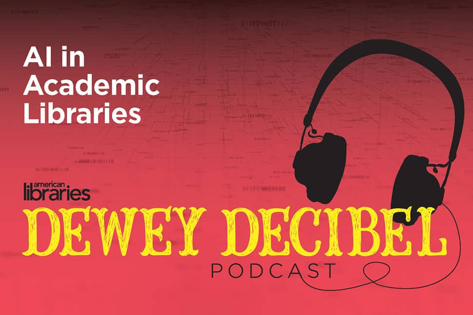 Dewey Decibel: AI in Academic Libraries