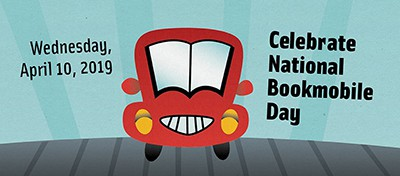 National Bookmobile Day, 2019