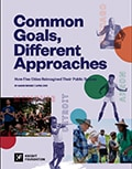 Cover of Common Goals, Different Approaches