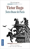 French Boutique Pocket edition of Victor Hugo's Notre-Dame de Paris