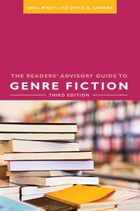Cover of The Readers' Advisory Guide to Genre Fiction, third edition, by Neal Wyatt and Joyce G. Saricks