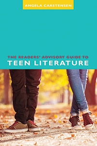 Cover of The Readers' Advisory Guide to Teen Literature by Angela Carstensen