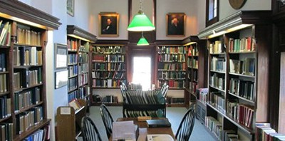 The Sturgis Library in Barnstable, Mass., is the oldest building in the United States to house a public library