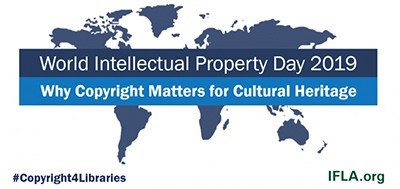 World Intellectual Property Day 2019