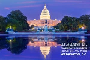 The American Library Association's 2019 Annual Conference and Exhibition will be held in Washington, D.C., June 20–25. Photo: ©Tono Balaguer/Adobe Stock