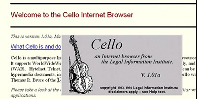 Forgotten web browsers of the early 1990s   American Libraries Magazine