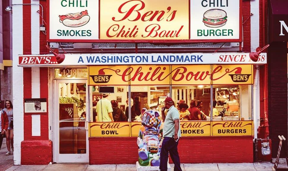 Ben's Chili Bowl. Photo: washington.org