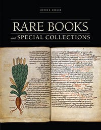 Cover of Rare Books and Special Collections