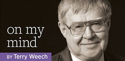 On My Mind, by Terry Weech