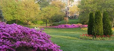 Sherwood Gardens in Guilford, Baltimore
