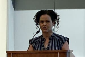 Author Jeanine Cummins