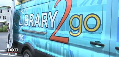 Hillsborough County's Library2go