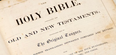 The Bible will go on display for the first time at the Abraham Lincoln Presidential Library and Museum in Springfield, Illinois