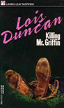 Cover of Killing Mr. Griffin, by Lois Duncan