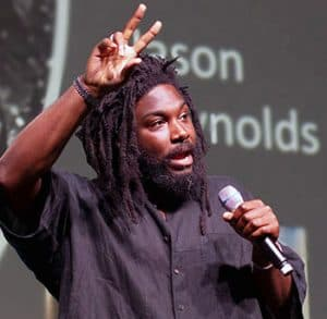 Jason Reynolds at 2019 Annual Conference