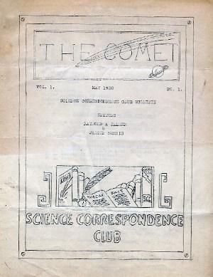 The Comet, a zine
