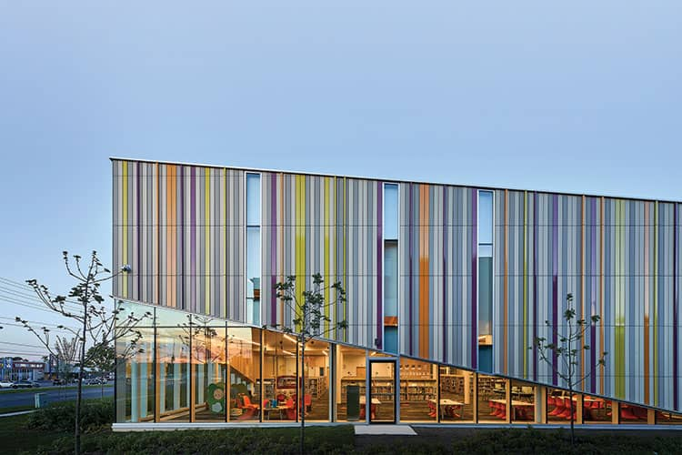 Toronto Public Library, Albion branchArchitect: Perkins + Will CanadaPhoto: Doublespace