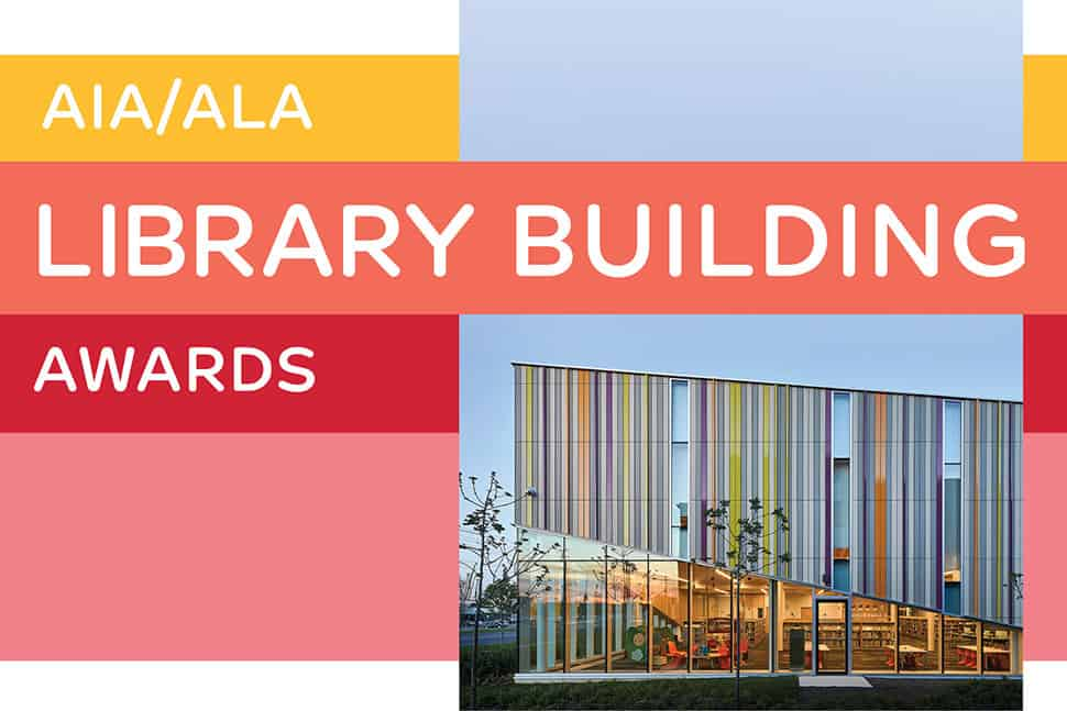 ALA/AIA Library Building Awards