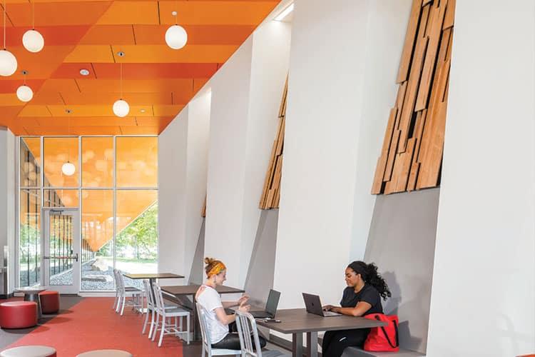 Louisville (Ky.) Free Public Library, South Central regional branchArchitect: MSR Design and JRA ArchitectsPhoto: Brandon Stengel