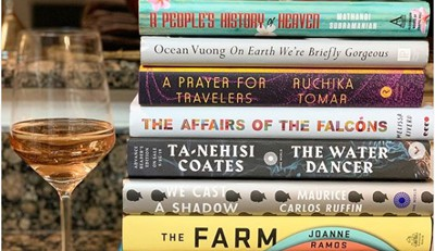 July 24 post from Bookstagrammer Spines and Vines