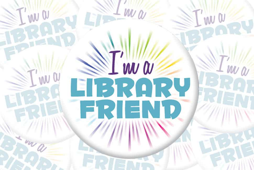 National Friends of Libraries Week (October 20–26)