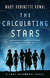 Cover of The Calculating Stars, by Mary Robinette Kowal