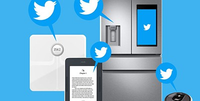 Tweet-capable devices
