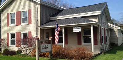 Tully (N.Y.) Free Library