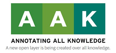 Annotating All Knowledge logo