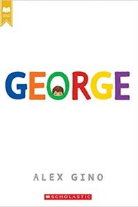 Cover of George by Alex Gino