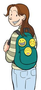 Illustration: Raina Telgemeier