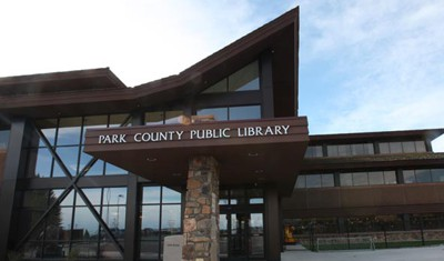 Park County Public Library, Cody, Wyoming