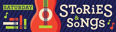Saturday Stories and Songs program, Knox County (Tenn.) Public Library