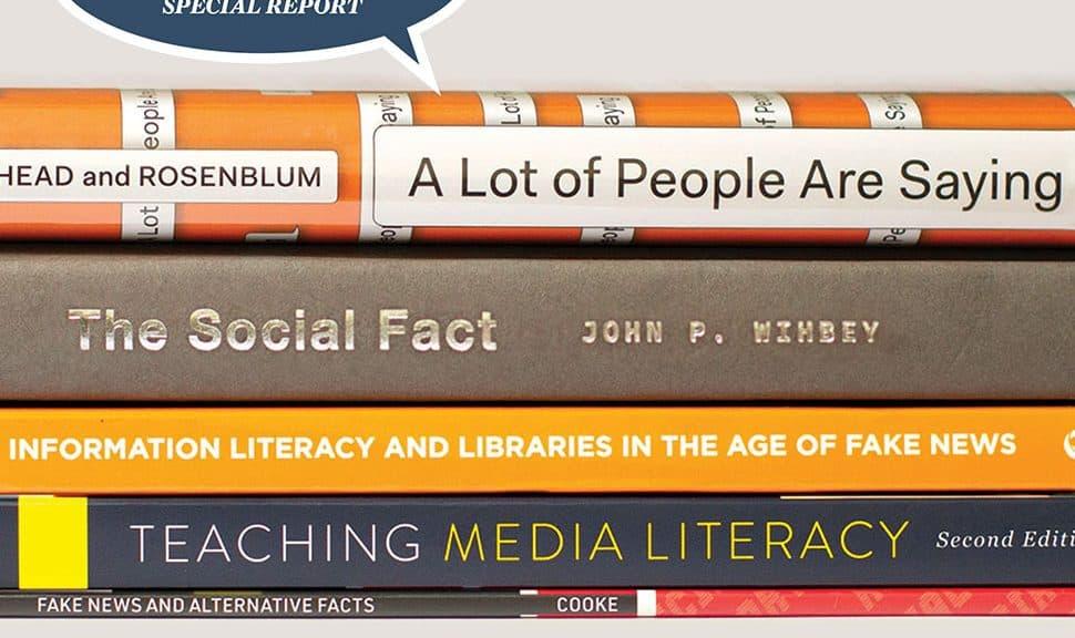 Media literacy books