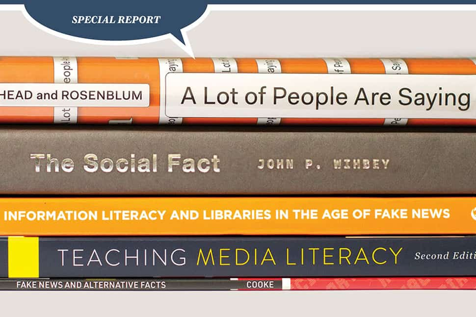 Media literacy books