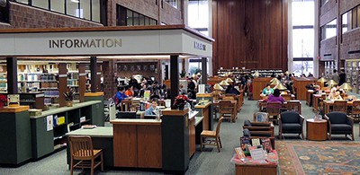 Alfred C. O'Connell Library, SUNY Genesee Community College